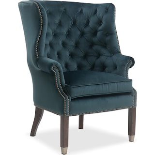 Cranston Accent Chair - Emerald