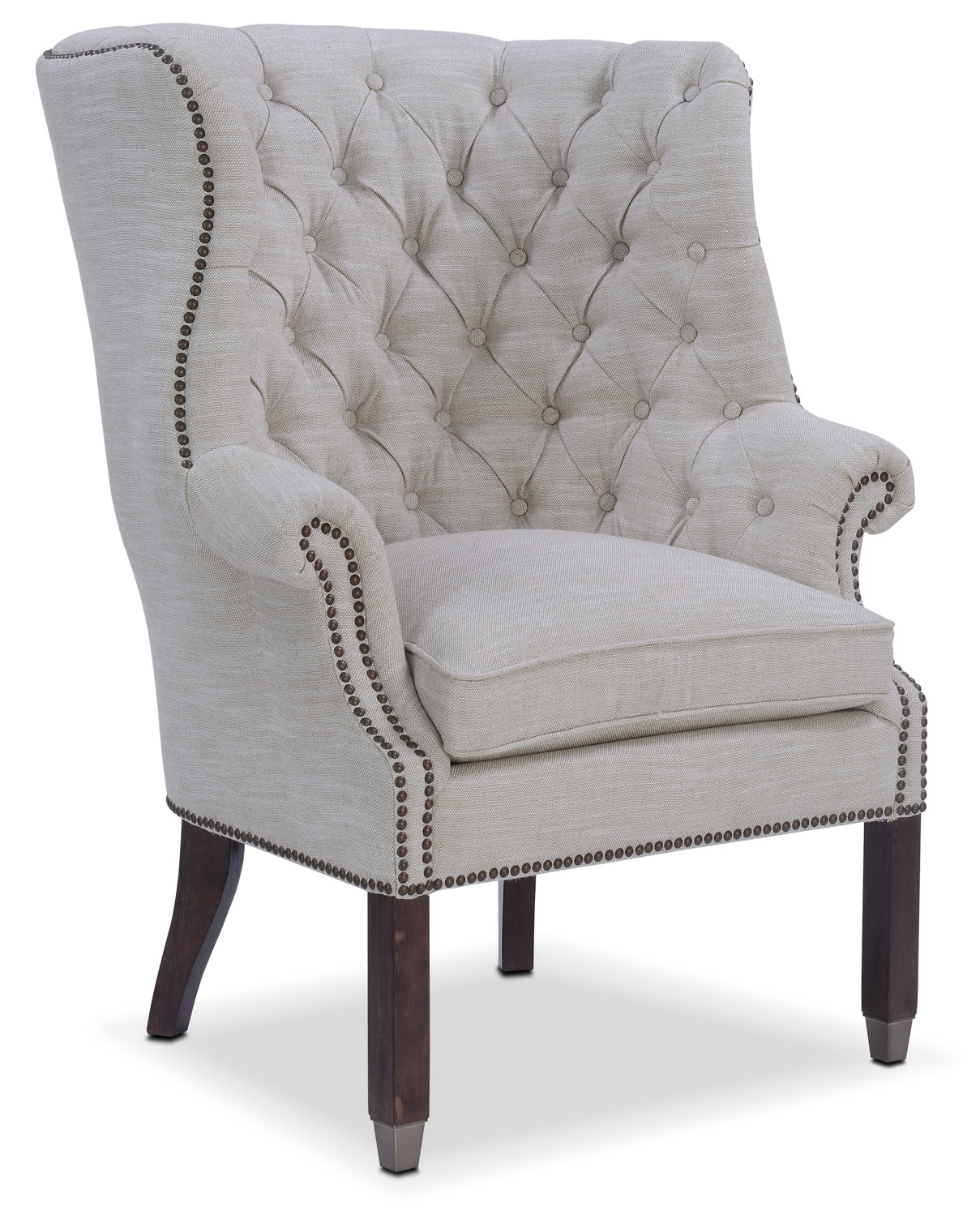 Cranston Accent Chair - Ivory