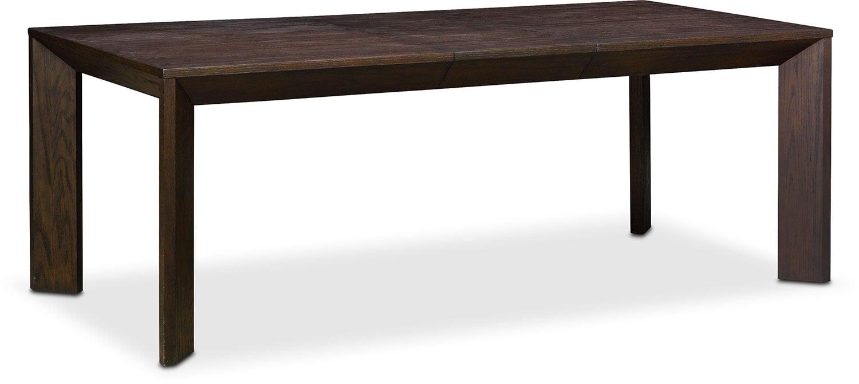 Dining Room Furniture - Gavin Table - Brownstone