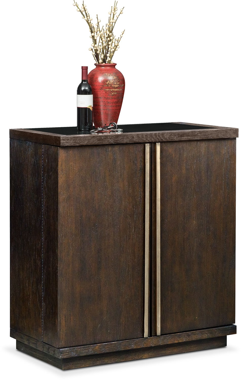 Accent and Occasional Furniture - Gavin Wine Cabinet