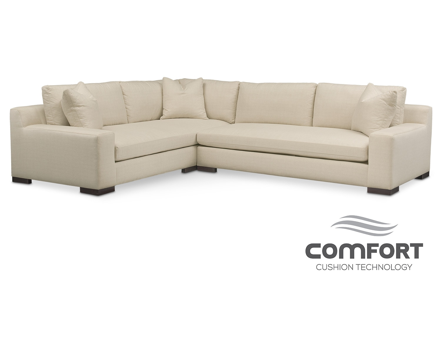 The Ethan Comfort Collection - Cream