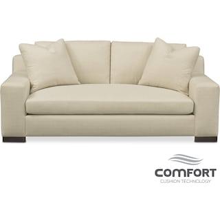 Ethan Comfort Apartment Sofa - Cream