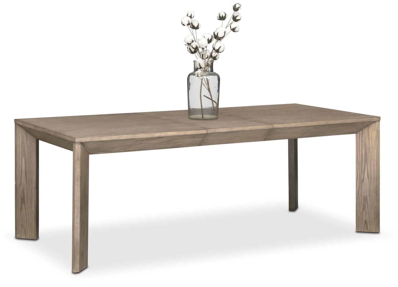 Dining Room Furniture - Gavin Table - Graystone