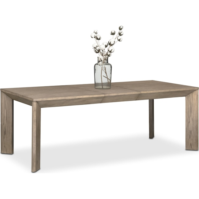 Dining Room Furniture - Gavin Table - Graystone