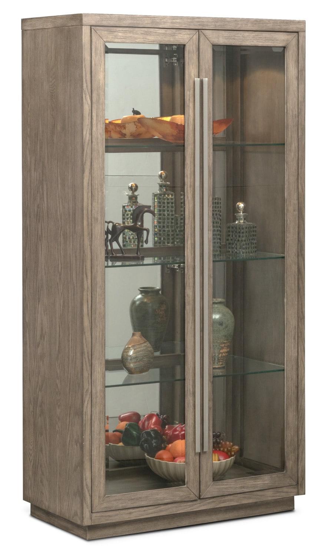 Dining Room Furniture - Gavin Curio - Graystone