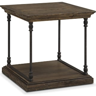 Bedford End Table - Pine
