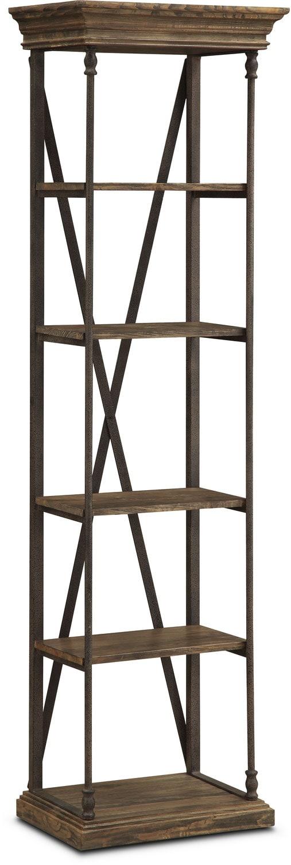 Bedford Bookcase - Pine