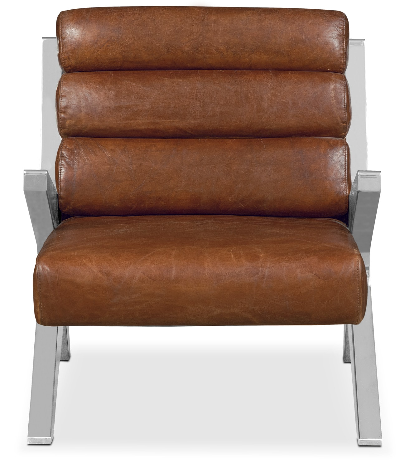 Keanu Accent Chair Brown