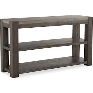 Kellen Sofa Table - Gray