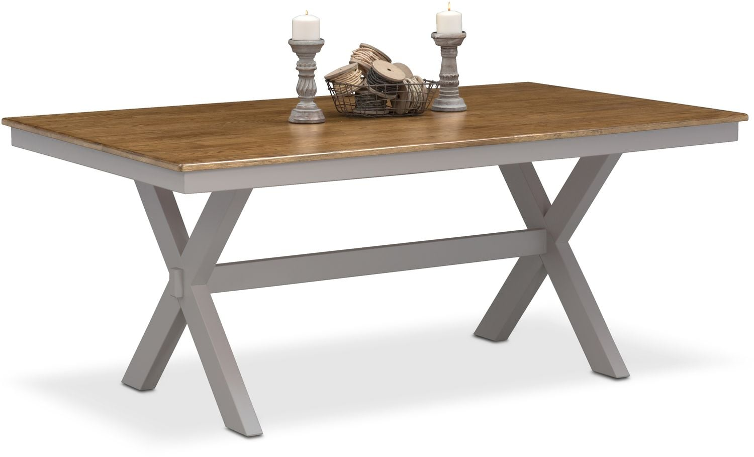 Dining Room Furniture - Nantucket Trestle Dining Table