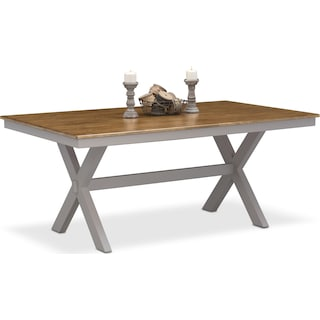 Nantucket Trestle Dining Table