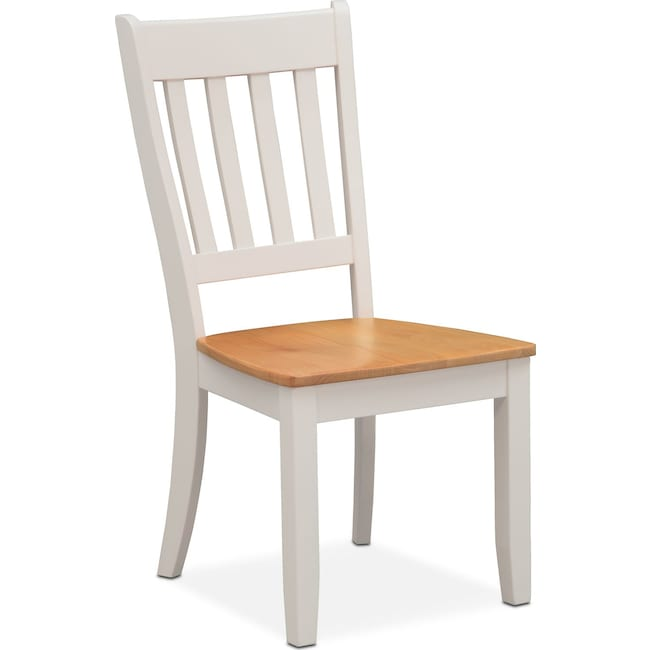 Dining Room Furniture - Nantucket Slat-Back Dining Chair