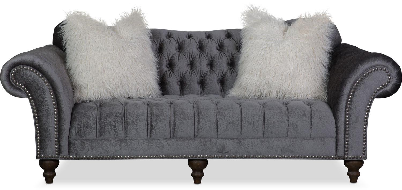 Brittany Bronze Sofa Infosofaco