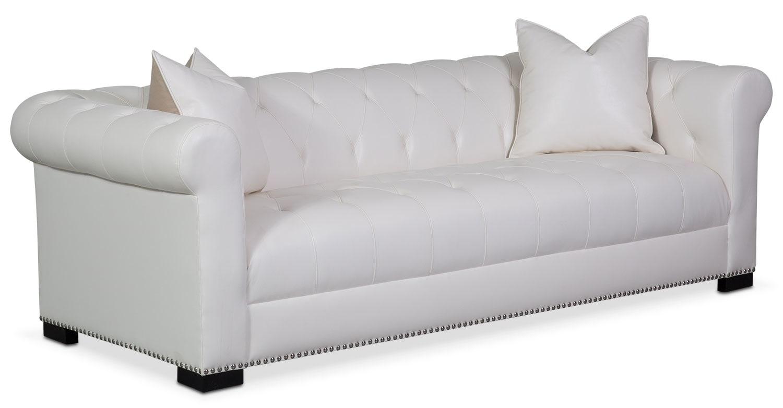 Couture Sofa - White