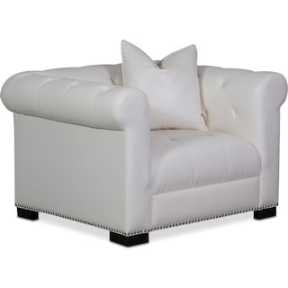 Couture Chair - White