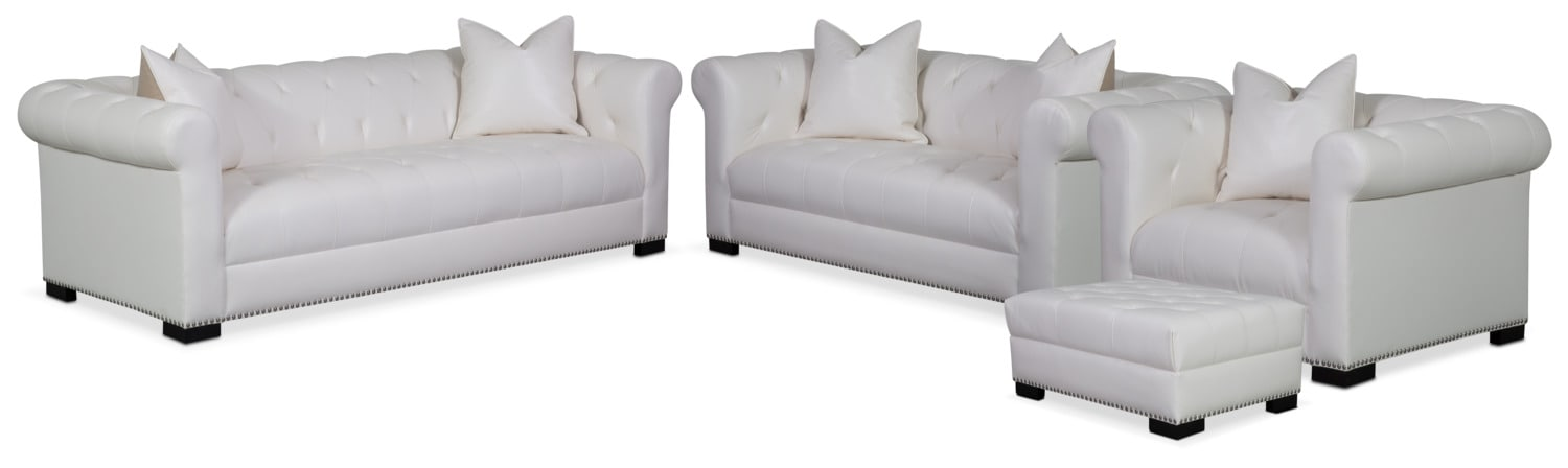 The Couture Collection - White