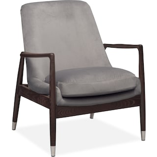 Mastro Accent Chair - Gray