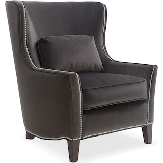 Fenwick Accent Chair - Sterling