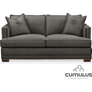 Arden Cumulus Apartment Sofa - Stately L Sterling
