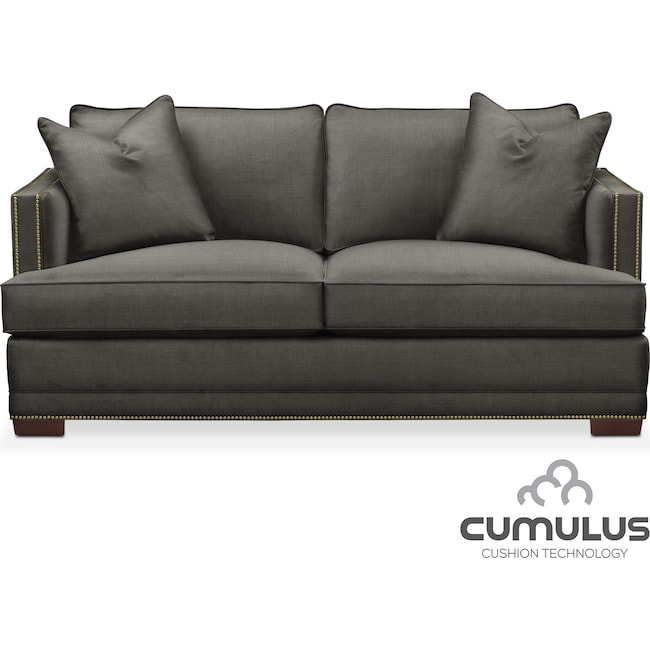 Living Room Furniture - Arden Cumulus Apartment Sofa - Sterling