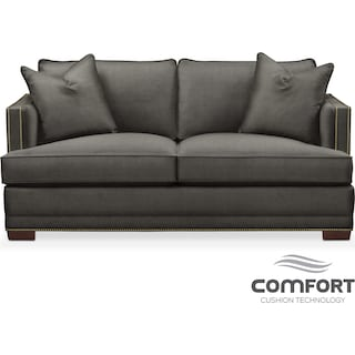 Arden Comfort Apartment Sofa - Stately L Sterling