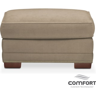 Arden Comfort Ottoman - Stately L Mondo