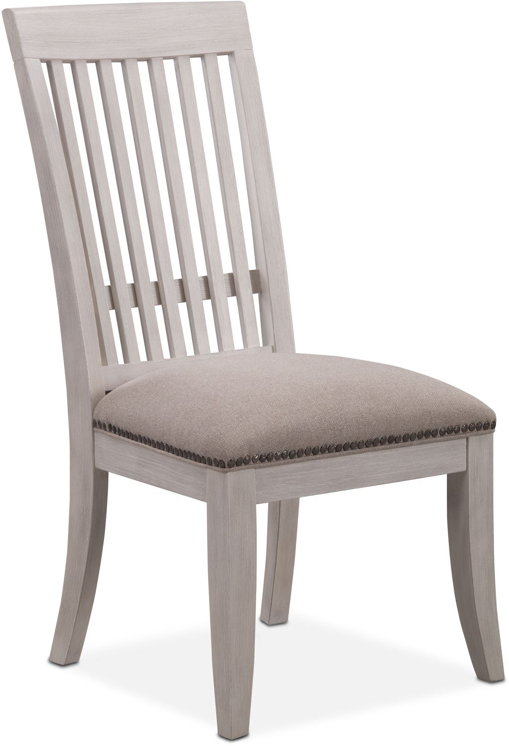 Lancaster Slat-Back Dining Chair | American Signature ...