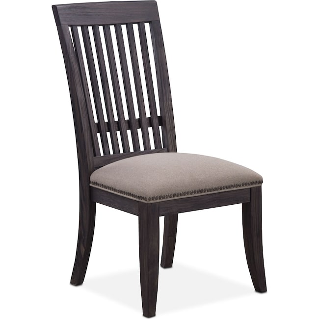 Dining Room Furniture - Lancaster Slat-Back Dining Chair