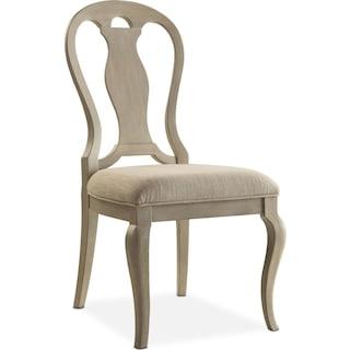 Lancaster Queen Anne Chair