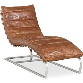 Balboa Chaise - Brown