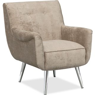Moda Accent Chair - Bronze