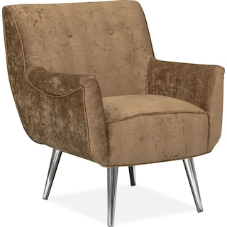 Moda Accent Chair - Caramel