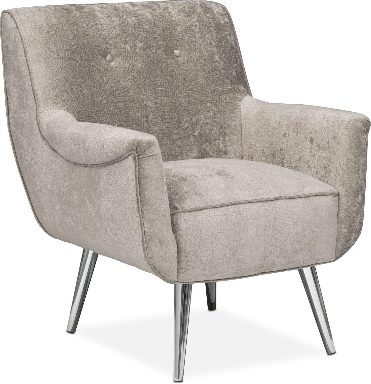 Moda Accent Chair - Slate