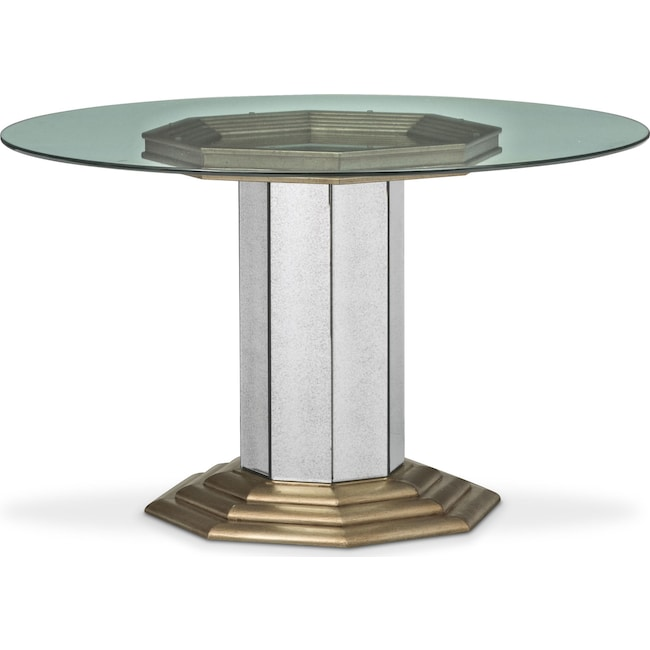 Dining Room Furniture - Angelina Round Dining Table