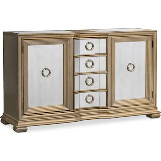 Angelina Sideboard - Metallic