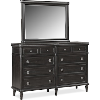 Berwick Dresser and Mirror