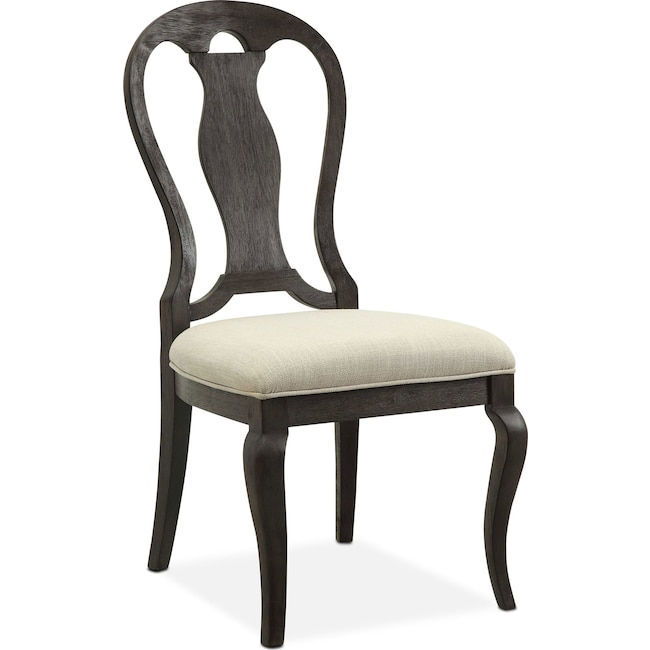 Dining Room Furniture - Lancaster Queen Anne Chair