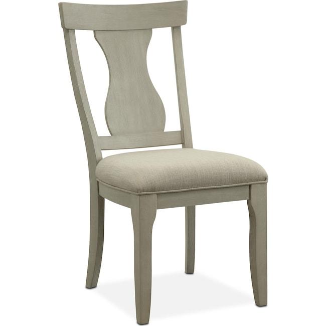 Dining Room Furniture - Lancaster Splat-Back Chair