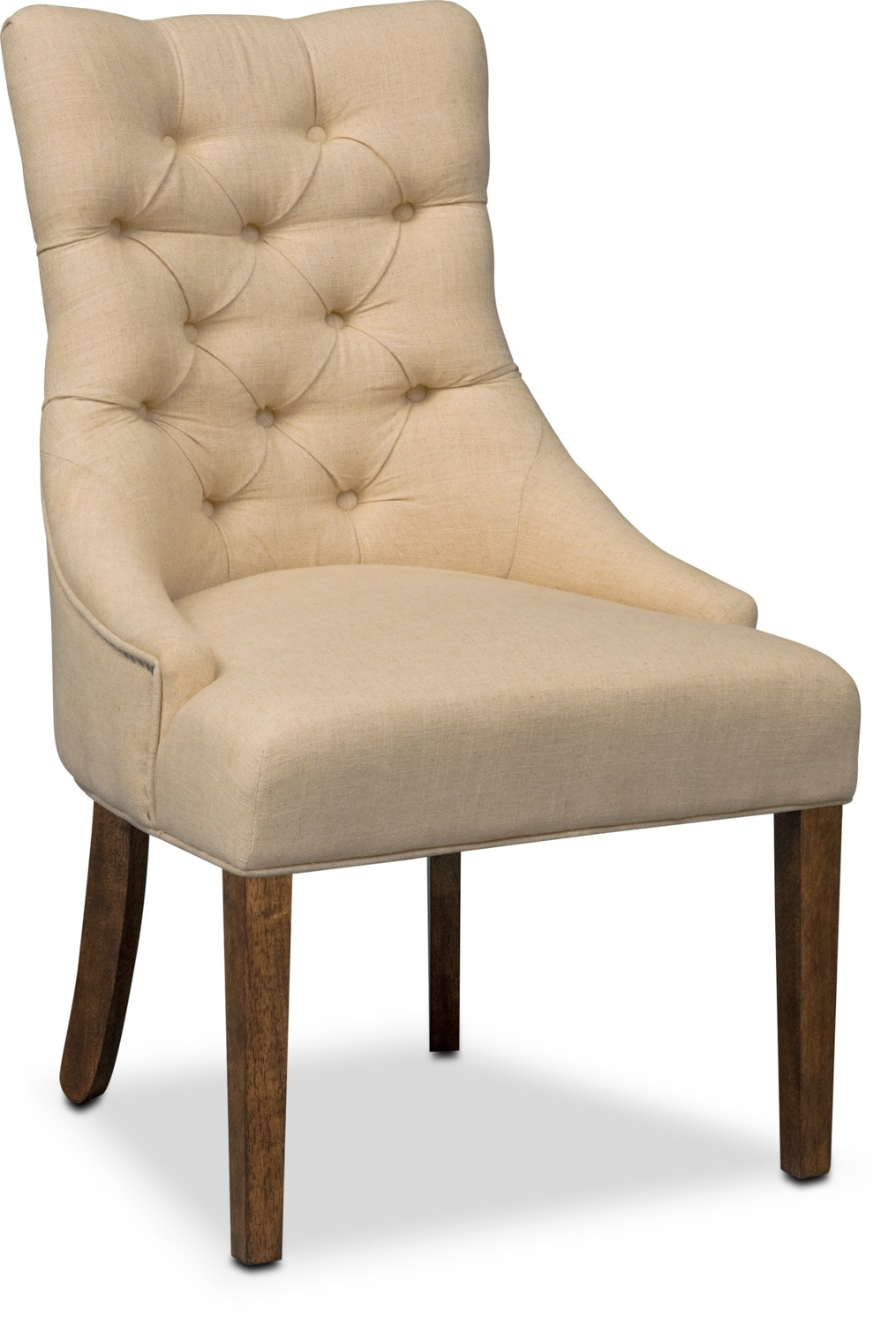 Dining Room Furniture Melissa Side Chair Natural
