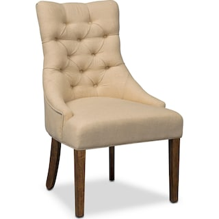 Melissa Side Chair - Natural