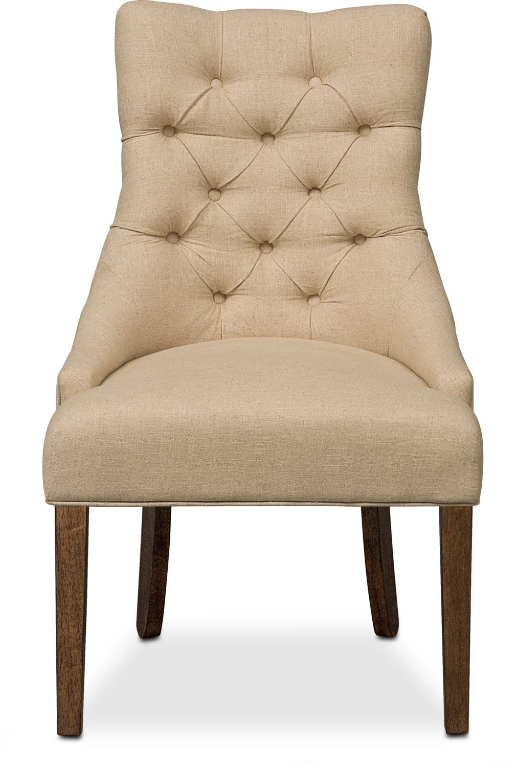 Melissa Side Chair Natural American Signature Furniture
