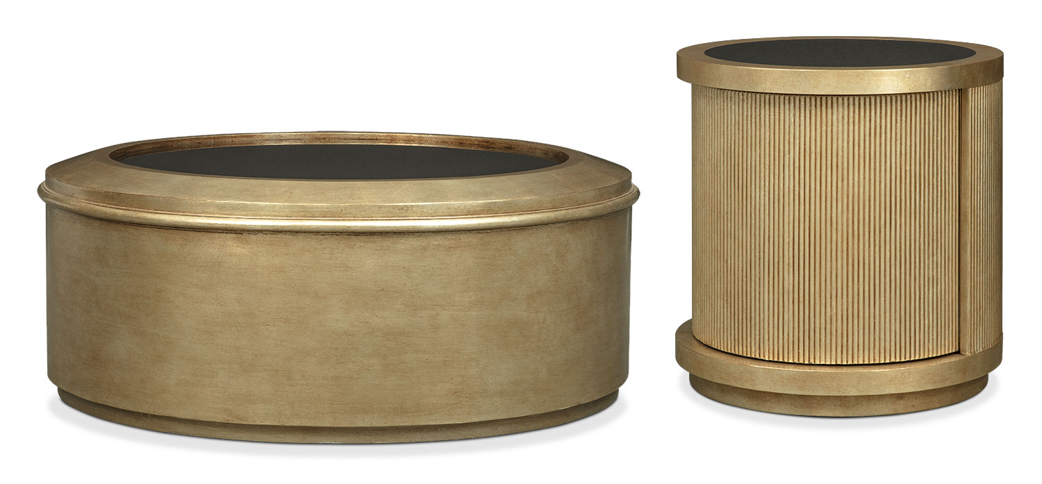 The Rotunda Collection - Gold