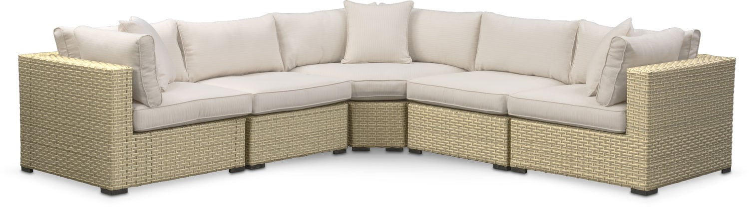 The Regatta Outdoor Collection - Cream