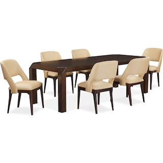 Savoy Table And 6 Side Chairs