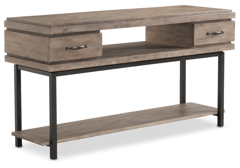 Printworks Sofa Table - Natural