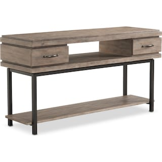 Printworks Sofa Table - Natural
