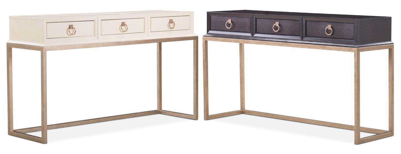The Cardozo Sofa Table Collection