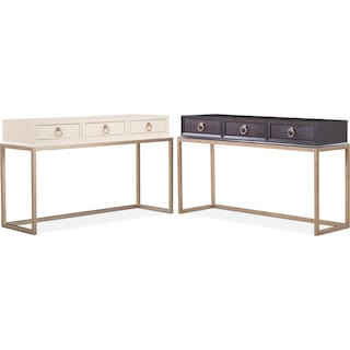 The Cardozo Sofa Table Collection