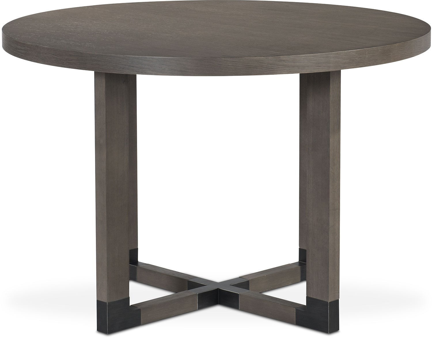 Malibu Round Counter Height Wood Top Table Gray  : 514290 from www.americansignaturefurniture.com size 1500 x 1175 jpeg 121kB