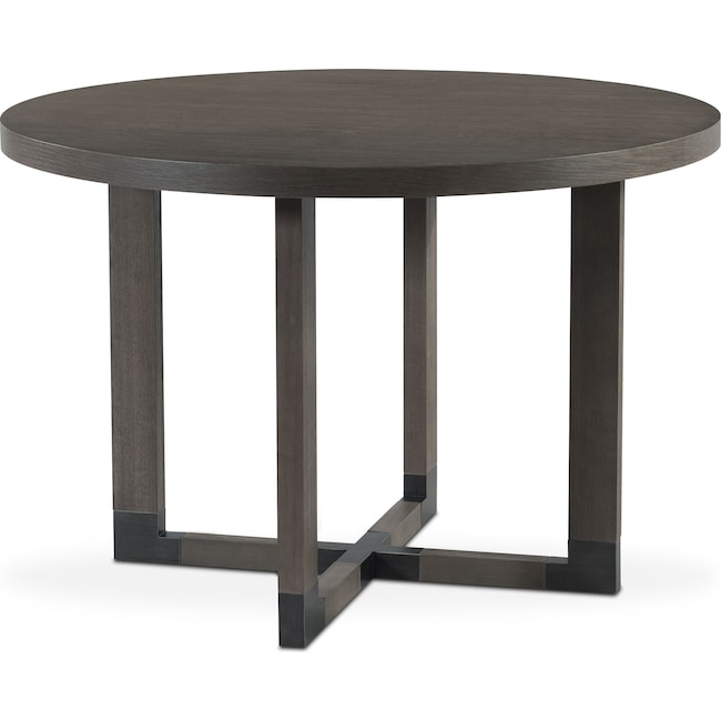 Dining Room Furniture - Malibu Round Counter-Height Dining Table
